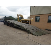 Oldbury Sliding Deck Recovery Trailer for sale in Africa