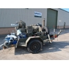 Gilkes 6 inch Water Pump Trailer | military vehicles, MOD surplus for export