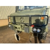 Mercedes Unimog U1300L 4x4 RHD Box Vehicle | Off-road Overlander military