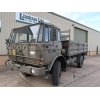 DAF YA4440 4x4 Drop Side Cargo Truck   ex military for sale