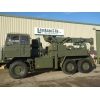 Foden 6x6 Recovery Truck  for sale Military MAN trucks