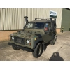 Land Rover Defender 90 Wolf RHD Soft Top (Remus)