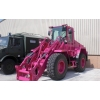 Case 721 CXT wheeled loader   ex military for sale