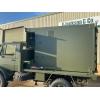 Mercedes Unimog U1300L 4x4 RHD Box Vehicle for sale