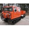 Used  Refurbished Hagglund BV206 dumper multilift for sale