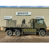 Mowag Duro II 6x6 cargo crane  truck | military vehicles, MOD surplus for export