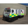 Hagglunds Bv206 hard top Ambulance