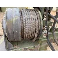 Rotzler H170 18,600 Kg Hydraulic winch
