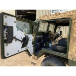 Pinzgauer Vector 718 6x6 Armoured Patrol Vehicle   ex military for sale