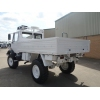 Mercedes Unimog  U1300L 4x4 Drop Truck with A/c   ex military for sale