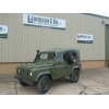Land Rover Defender 90 Wolf LHD Hard Top (Remus) | used military vehicles, MOD surplus for sale