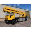 Iveco Eurocargo Mobile Access Platform (Cherry Picker)  military for sale