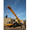Liebherr LTM1120 120t all terrain mobile crane  for sale Military MAN trucks