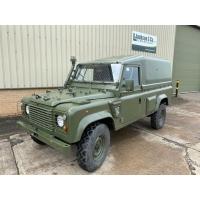 Land Rover Defender Wolf 110 (REMUS) LHD