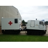 Hagglund Bv206 hard top Ambulance