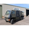 Mowag Duro II 6x6  Box Vehicle with Matrix body