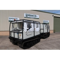 Hagglund BV 206 Soft Top Personnel Carrier With Roll Cage for sale in Africa