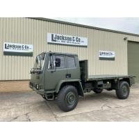 Leyland Daf 45.150 4x4 RHD Flatbed Cargo Truck
