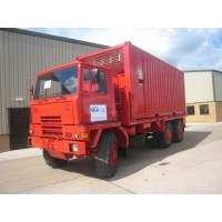 Bedford TM 6x6  container carrier for sale in Africa