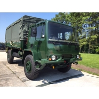 Leyland DAF 45.150  4x4 Drop Side Cargo Truck