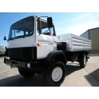Iveco Magirus 110-16 Military 4x4  drop side cargo truck for sale