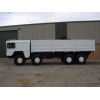 MAN 464 8x8 Drop Side Cargo Truck side loader | used military vehicles, MOD surplus for sale