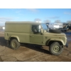 Land Rover Defender 110 300Tdi hard top | military vehicles, MOD surplus for export