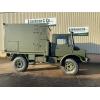 Mercedes Unimog U1300L 4x4 RHD Box Vehicle  for sale Military MAN trucks