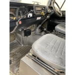 Land Rover Wolf 90 Soft Top Winterised/Waterproof | used military vehicles, MOD surplus for sale