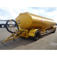 24,000 Litre Fluid  tanker trailer for sale