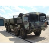MAN 464 8x8 Drop Side Cargo Truck side loader for sale