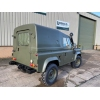 Land Rover Defender 90 Wolf LHD Hard Top (Remus)   ex military for sale