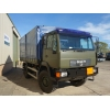 MAN 10.185 4x4 drop side cargo trucks
