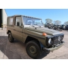 Mercedes Benz G Wagon 250 Soft Top - MOD and NATO Disposals