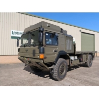 Unused MAN 4x4 HX60 18.330 Flat Bed Cargo Trucks for sale
