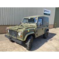 Land Rover Defender 90 Wolf RHD Hard Top (Remus)