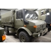 Mercedes Unimog  U1300L 4x4 Drop Side Cargo Truck - MOD and NATO Disposals