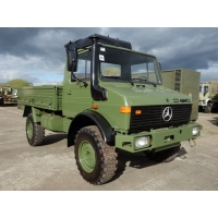Mercedes Unimog U1300L Cargo Trucks with A/c for sale in Africa