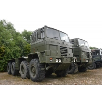 Foden 8x6 IMMLC container carrier for sale in Africa
