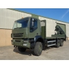 Iveco Trakker 6x6 crane truck for sale in Africa