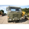 Volvo FL12 6x6  chassis cab  for sale Military MAN trucks