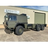 MAN CAT A1 6x6 LHD Chassis Cab Trucks Ex military vehicles for sale, Mod Sales, M.A.N military trucks 4x4, 6x6, 8x8, used trucks for sale, MOD sales, the UK, Doncaster