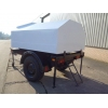 Trailer tanker with new 1500 litre bunded tank | 