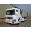 Scania 124 LHD 6x4 heavy duty tractor unit for sale