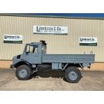 Mercedes Unimog U1300L 4x4 LHD Cargo Truck - road registered  for sale