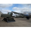 Caterpillar 318M Wheeled Excavator   ex military for sale