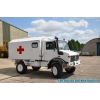 Mercedes Unimog U1300L Ambulance  for sale