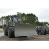 Caterpillar 972G Armoured Wheeled loader   ex military for sale