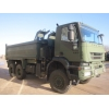Iveco trakker 6x6 RHD tippers truck for sale in Africa