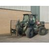 JCB 525-50 rough terrain telehandler for sale in Africa